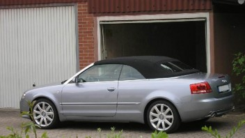 TubesCars -Audi A4 Cabriolet