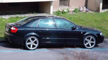 enrique -Audi A4 Limousine