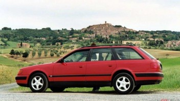 günter -Audi 100