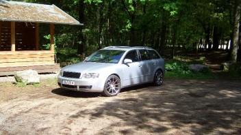 alterSchwede -Audi A4 Avant