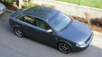** M. M. ** (m_mrstik) -Audi A4 Limousine