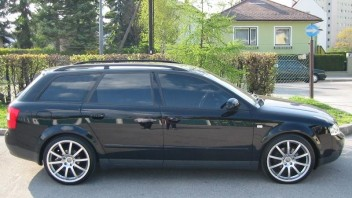 folie1 -Audi A4 Avant