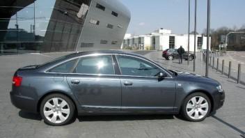 SatHopper -Audi A6