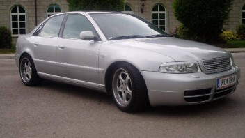 VIP79 -Audi A4 Limousine