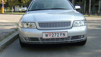 sirlancelot -Audi A4 Limousine