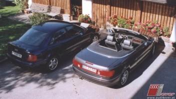 Horny -Audi 80/90