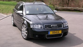 fasono -Audi A4 Avant