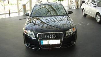 PinkysBrain -Audi A4 Avant
