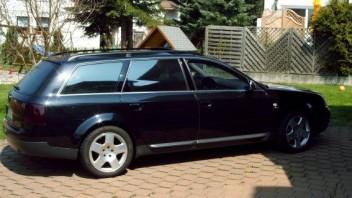 Calebgideon -Audi A6 Avant