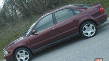 Martl-san -Audi A4 Limousine