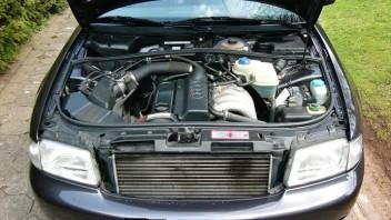 Chanel -Audi A4 Limousine