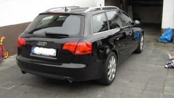 pitkrit -Audi A4 Avant