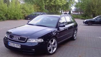 AUDI-R4 -Audi A4 Avant