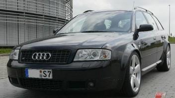 bullsey -Audi S6