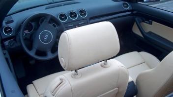 Cabrio-Fan -Audi A4 Cabriolet
