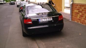 A4Avanti -Audi A6