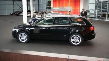 Reason -Audi A4 Avant