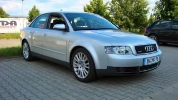 McFoerg -Audi A4 Limousine