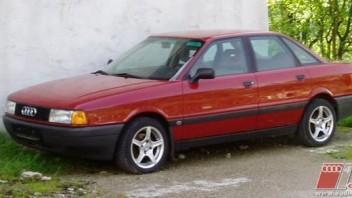 oranie ha-a4 -Audi 80/90