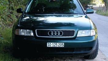 LUTC -Audi A4 Limousine
