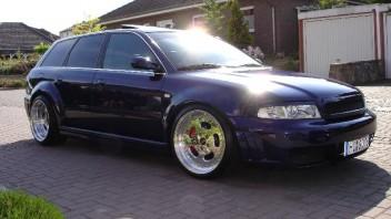 Teju -Audi A4 Avant