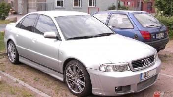 a4-2000 -Audi A4 Limousine