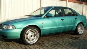 capri RS -Audi A4 Limousine