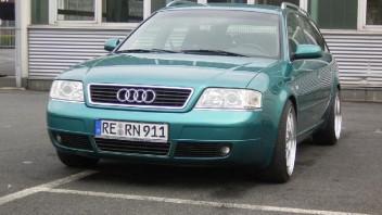 capri RS -Audi A6 Avant