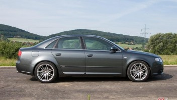 Porter -Audi A4 Limousine
