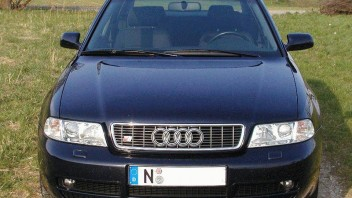 Falke -Audi A4 Limousine