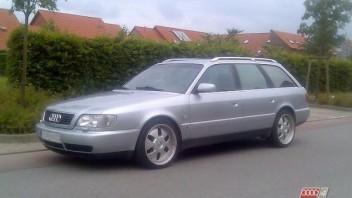 kinnator -Audi A6
