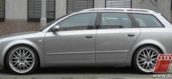 a4_quattro_1.8T -Audi A4 Avant