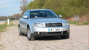 Traudel -Audi A4 Limousine
