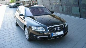 Kangoo -Audi A6 Avant