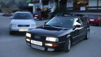 Thomas Maier -Audi 80/90