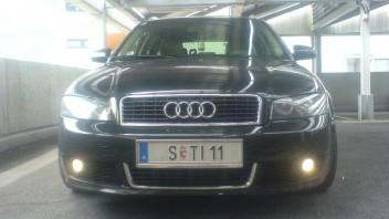 ilyas Ordu -Audi A4 Avant