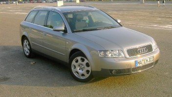 Mr.Fuh -Audi A4 Avant
