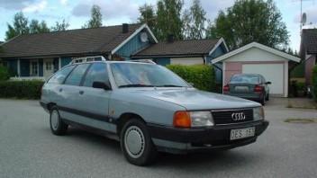 Bowtie -Audi 200