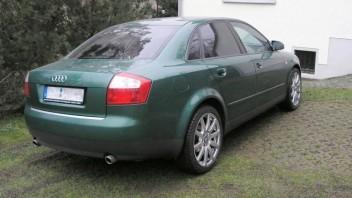JFK -Audi A4 Limousine