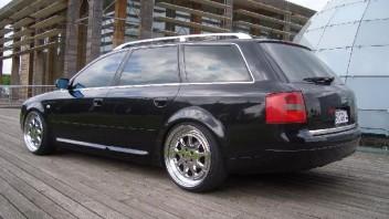 German Style -Audi A6 Avant