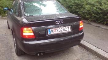 Dalla -Audi A4 Limousine