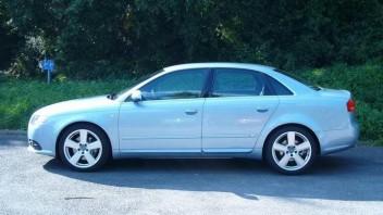 marcocw -Audi A4 Limousine