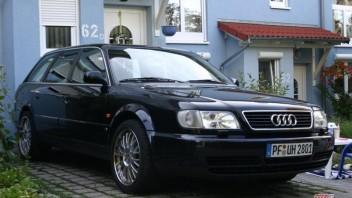 Holzfred -Audi S6