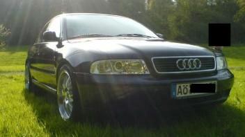Blackmail -Audi A4 Limousine