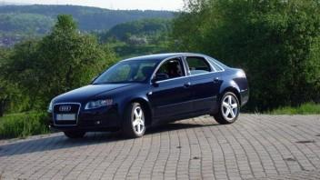 füxy -Audi A4 Limousine