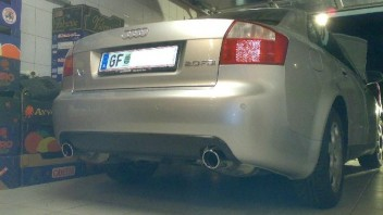 lowcruiser -Audi S4