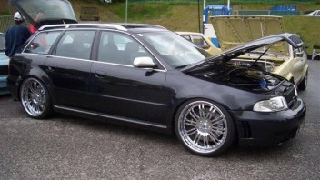 Kingsclub -Audi RS4