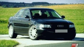cobold -Audi A4 Limousine