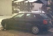 snoop -Audi A3
