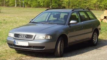 Rayhunter -Audi A4 Avant